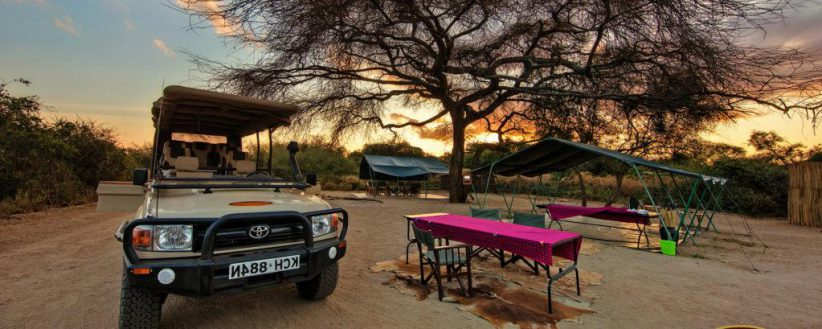 7 Day Selenkay Ol Kinyei Adventure Camping Safari
